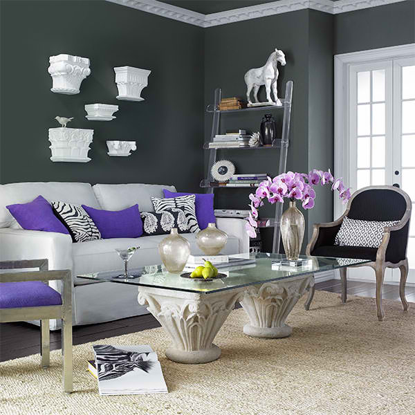 living room designs and colour schemes photo - 2