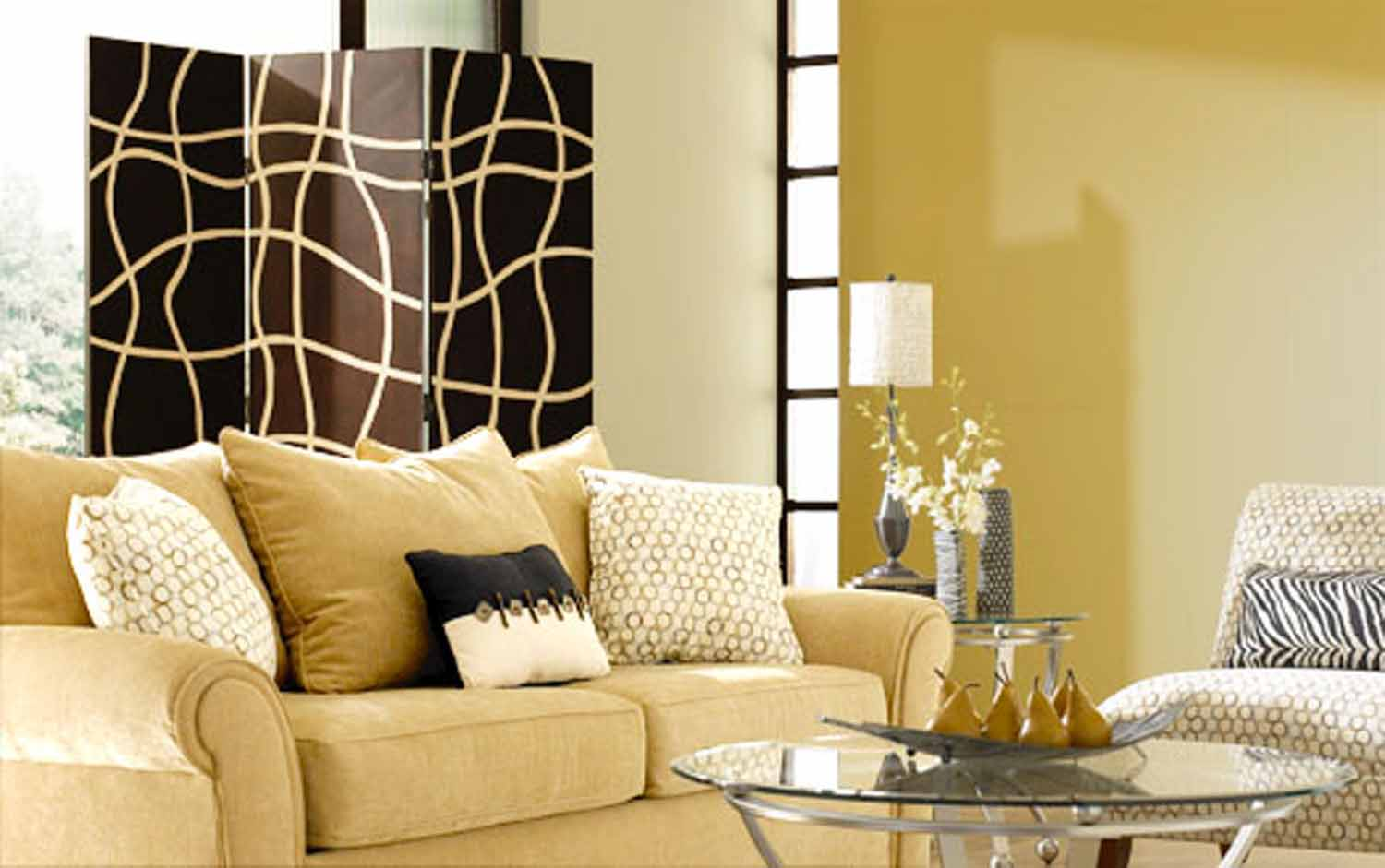 living room designs and colour schemes photo - 9
