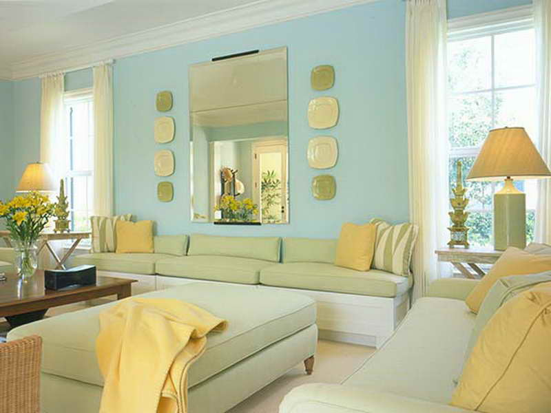 living room designs and colours photo - 4