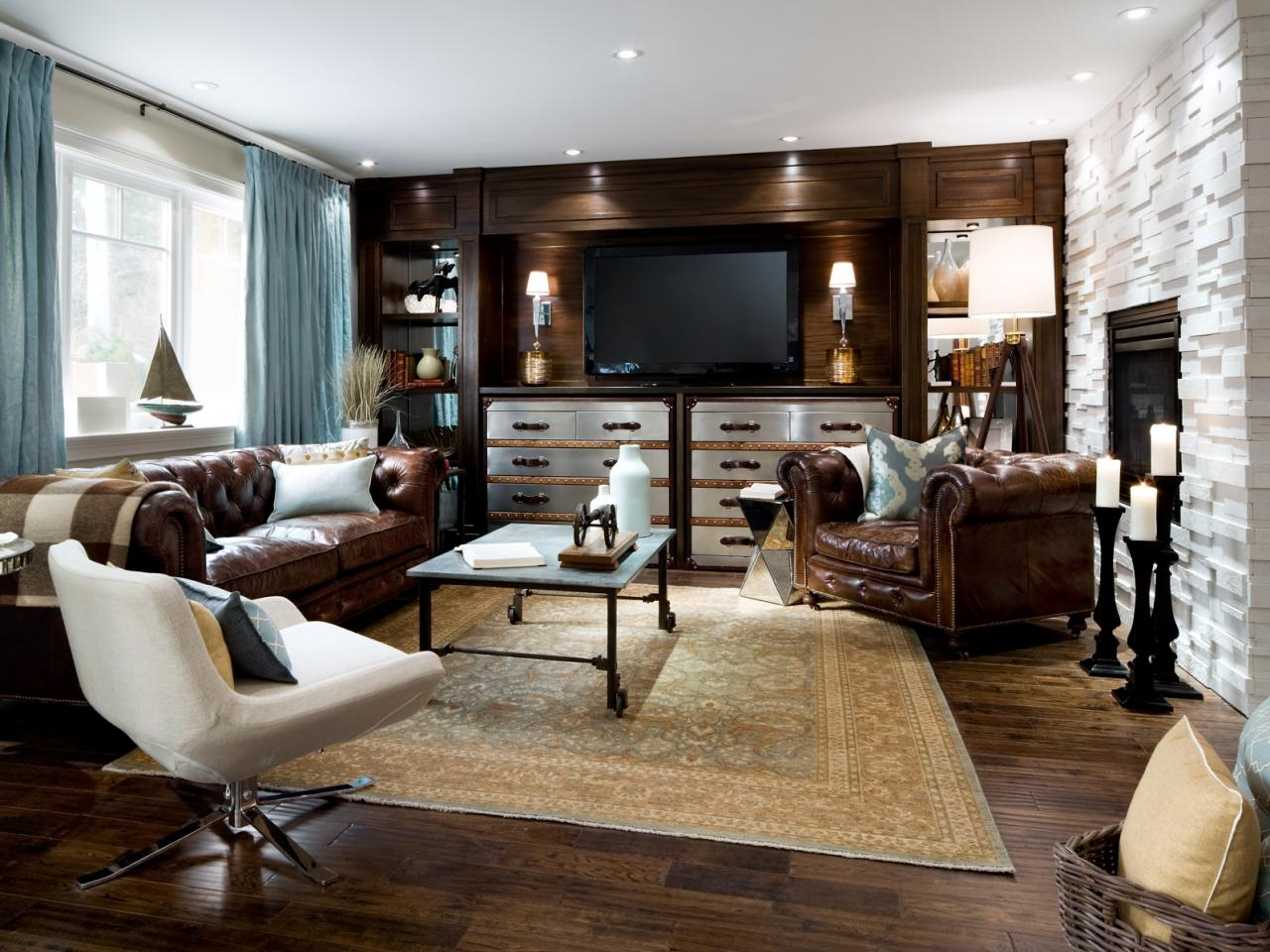 living room designs by candice olson photo - 1