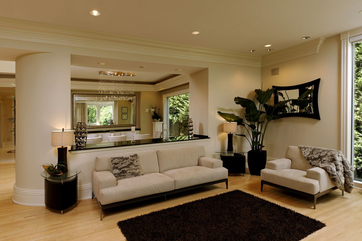 living room designs color photo - 10