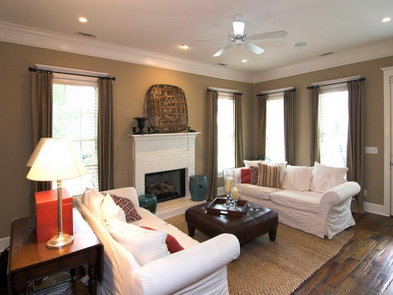 living room designs color photo - 2