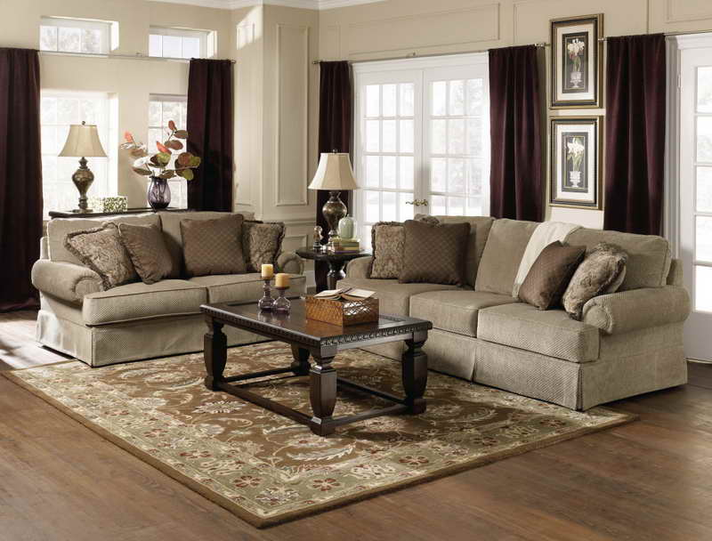 living room furniture ideas traditional photo - 8