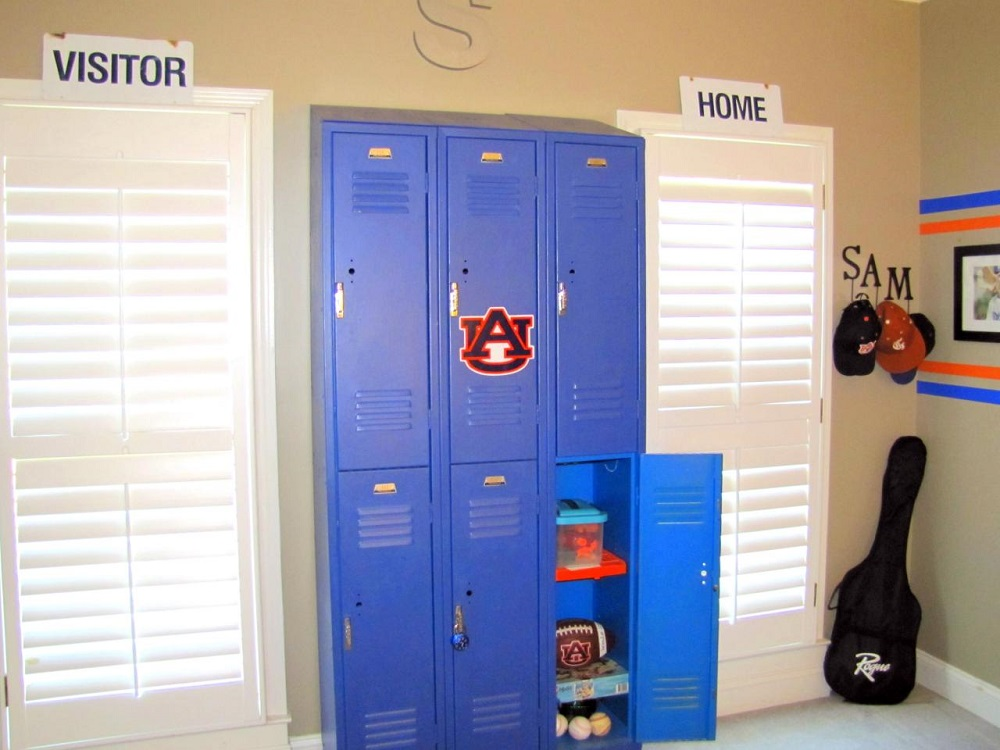 locker style bedroom furniture for kids photo - 5