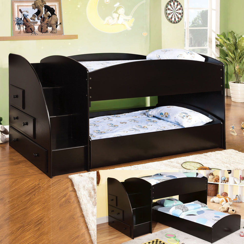 low twin beds for kids photo - 2
