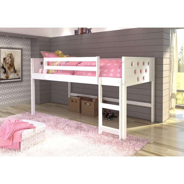 low twin beds for kids photo - 5