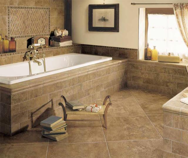 luxury bathroom tiles designs photo - 4