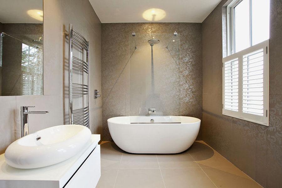 luxury bathroom tiles designs photo - 7