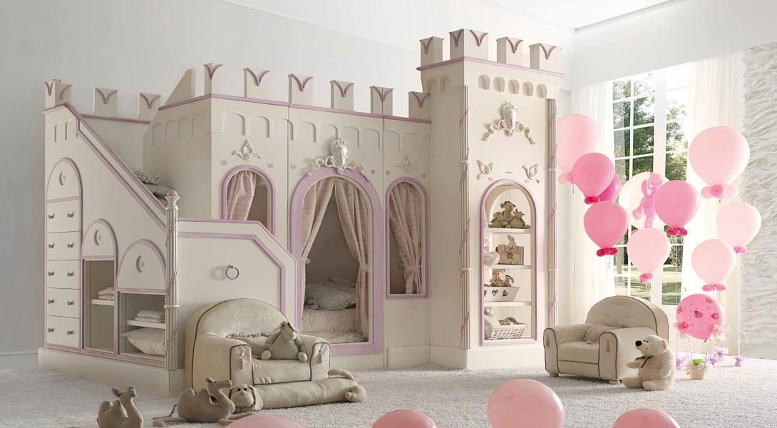 luxury bedroom furniture for kids photo - 10