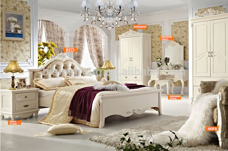 luxury bedroom furniture for kids photo - 4