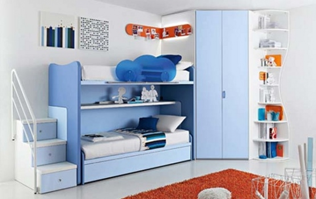 luxury bedroom furniture for kids photo - 5