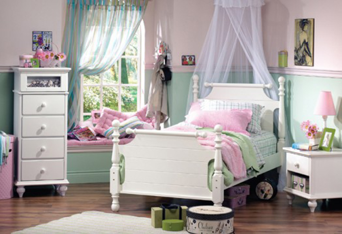 luxury bedroom furniture for kids photo - 8