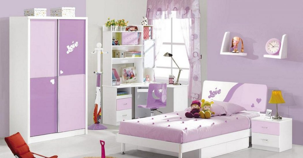luxury bedroom furniture for kids photo - 9