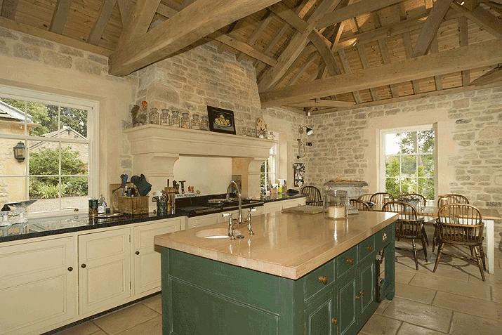 luxury country kitchen designs photo - 3