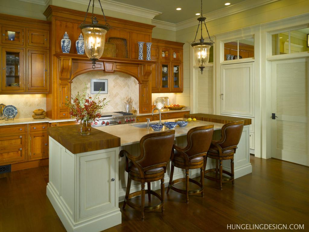 luxury country kitchen designs photo - 7