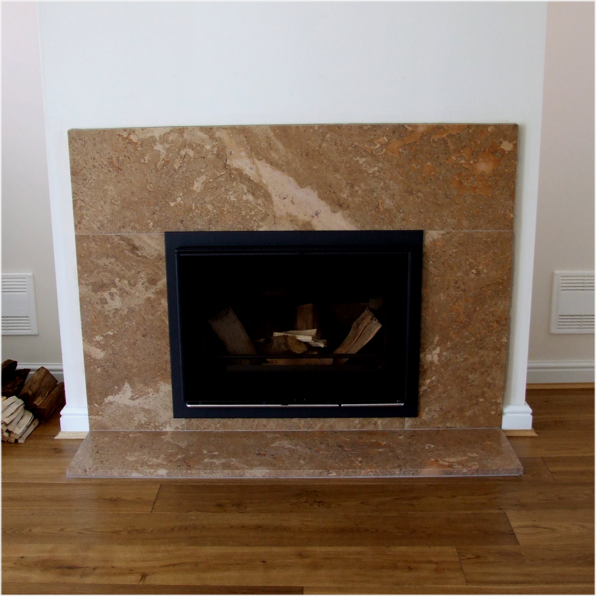 marble fire surrounds photo - 9
