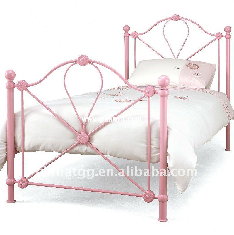 metal bedroom furniture for kids photo - 5