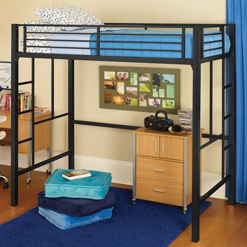 metal bedroom furniture for kids photo - 8