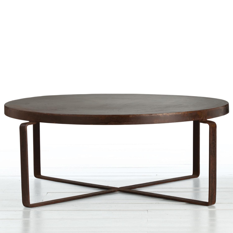 metal coffee table design photo - 10