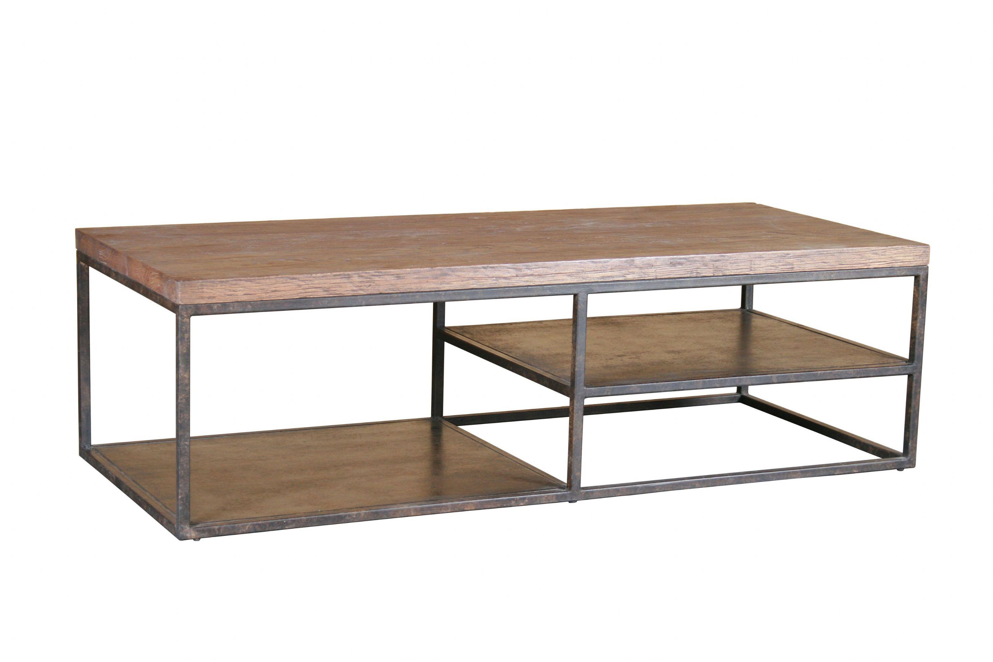 metal coffee table design photo - 6