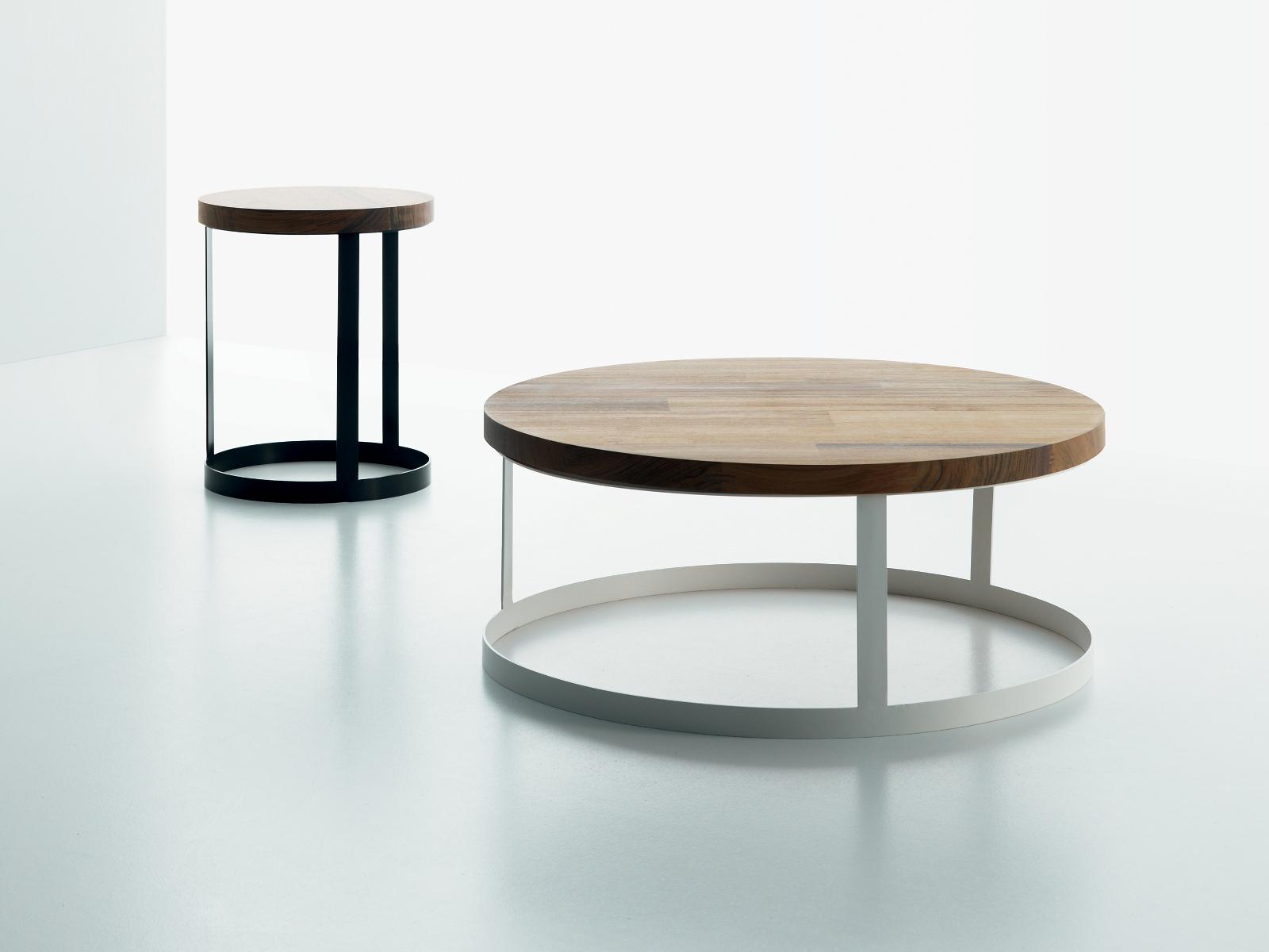metal coffee table design photo - 7