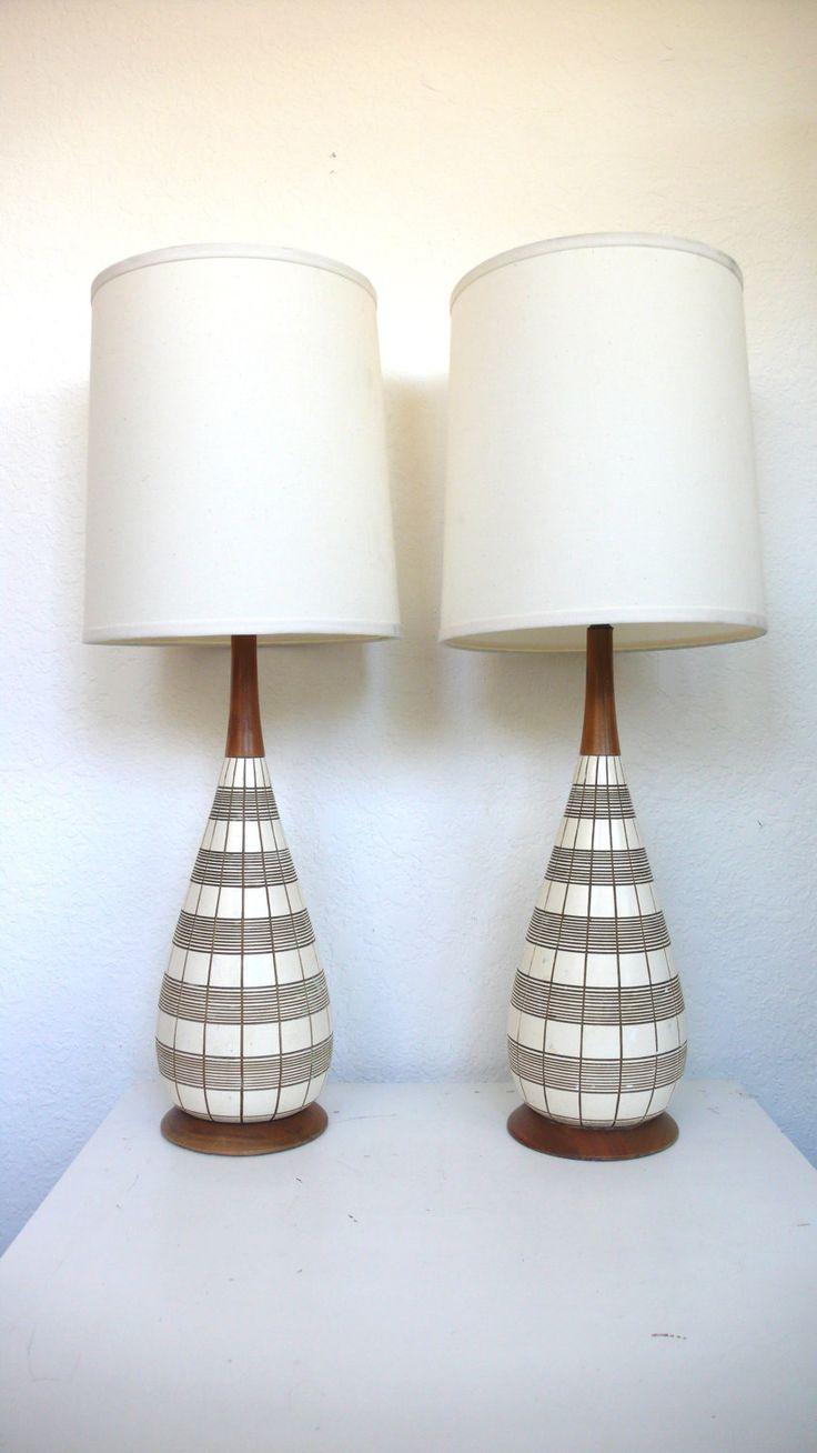 mid century modern bedroom lighting photo - 8