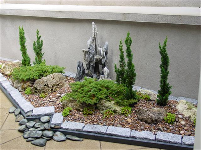 Mini Japanese Garden Design Ideas Photo   1