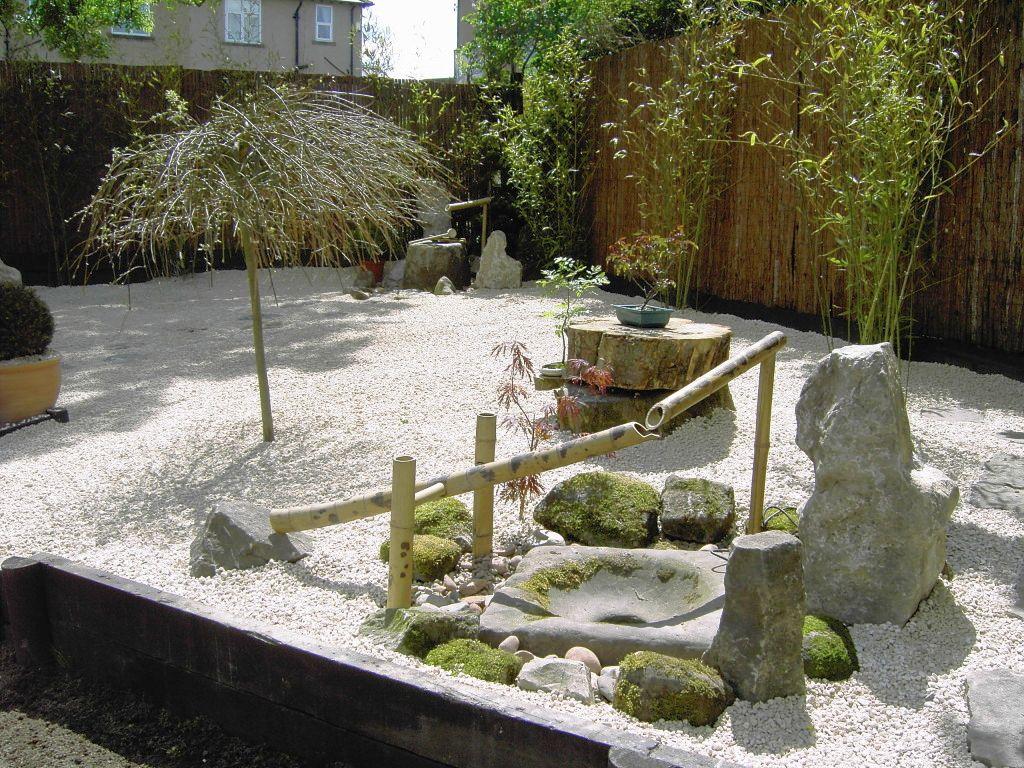 mini japanese garden design ideas photo - 5