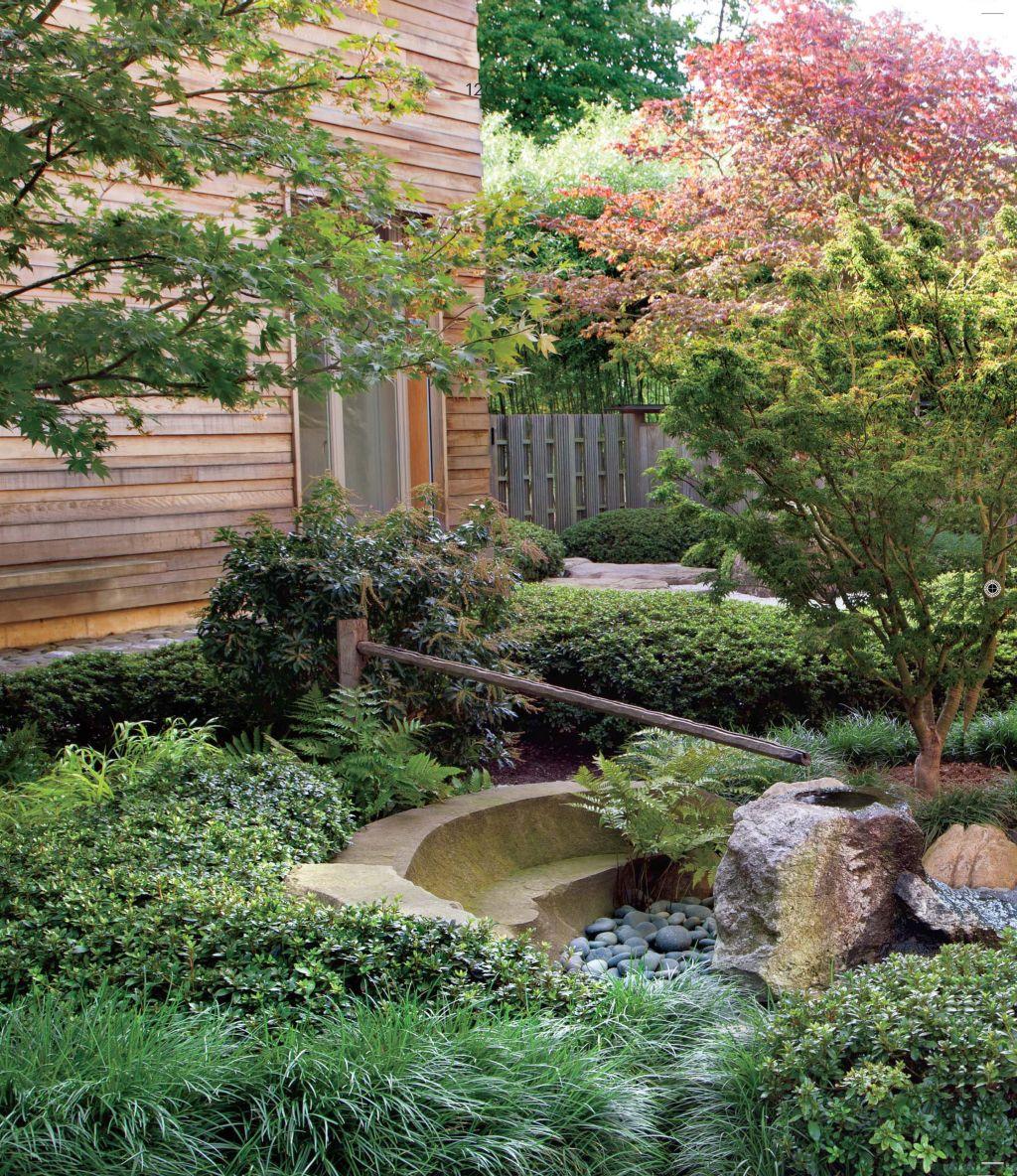 mini japanese garden design ideas photo - 8