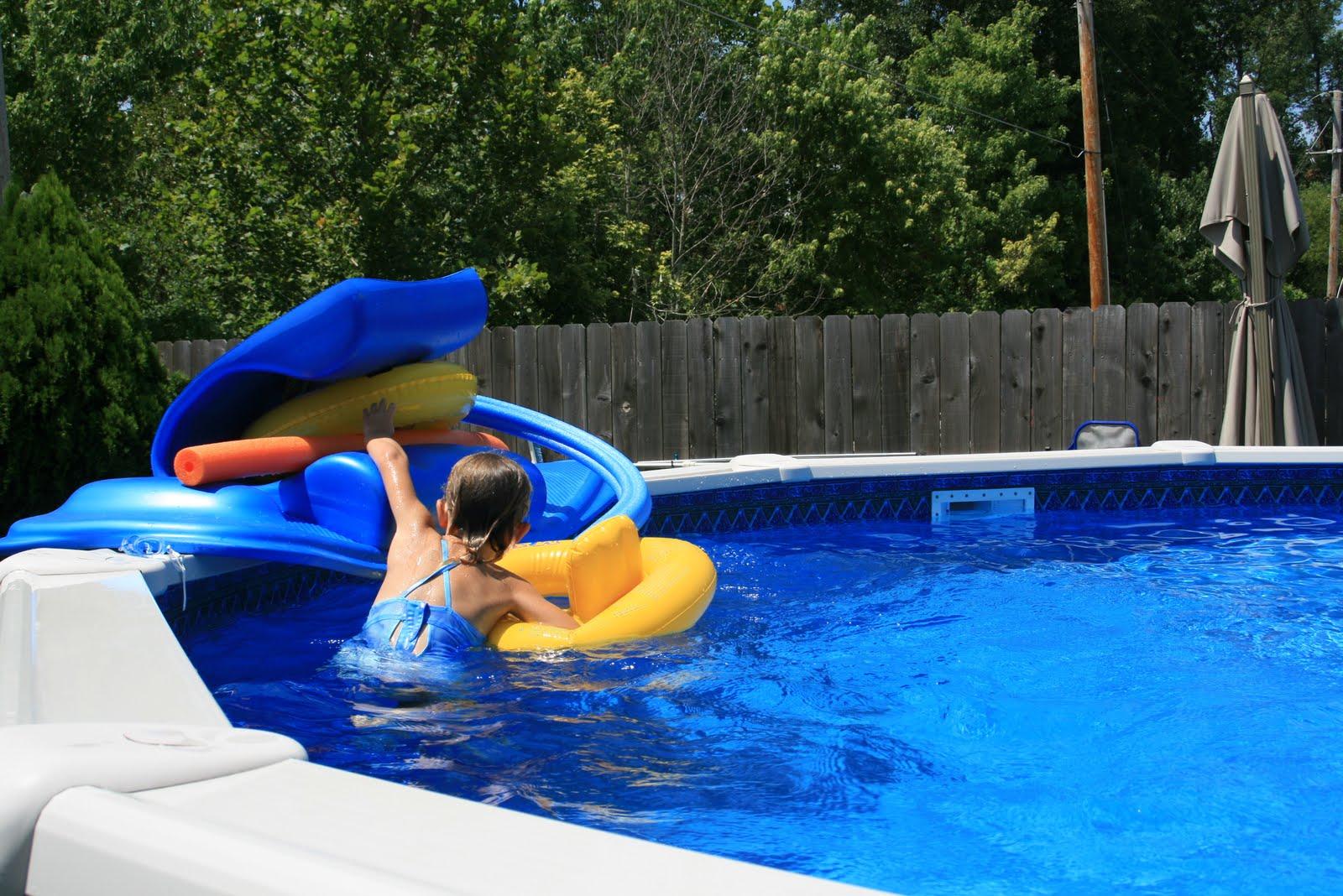 mini swimming pool for kids photo - 1