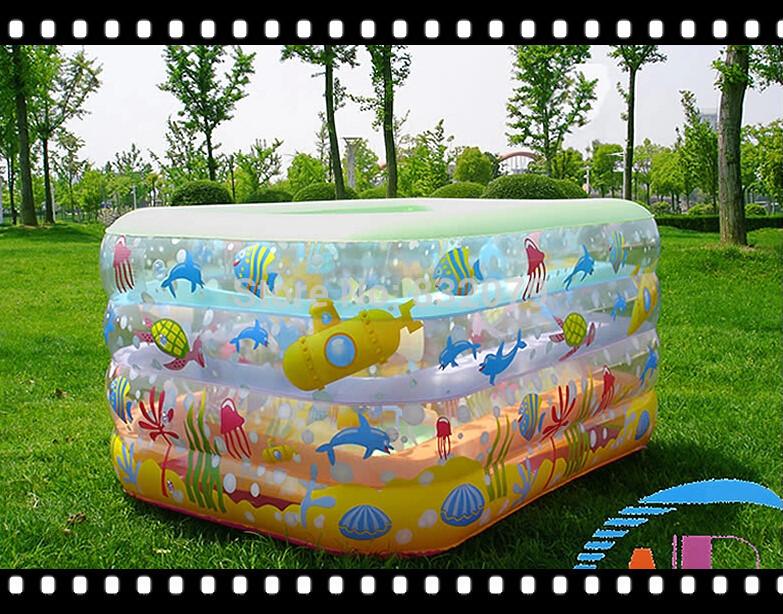mini swimming pool for kids photo - 3