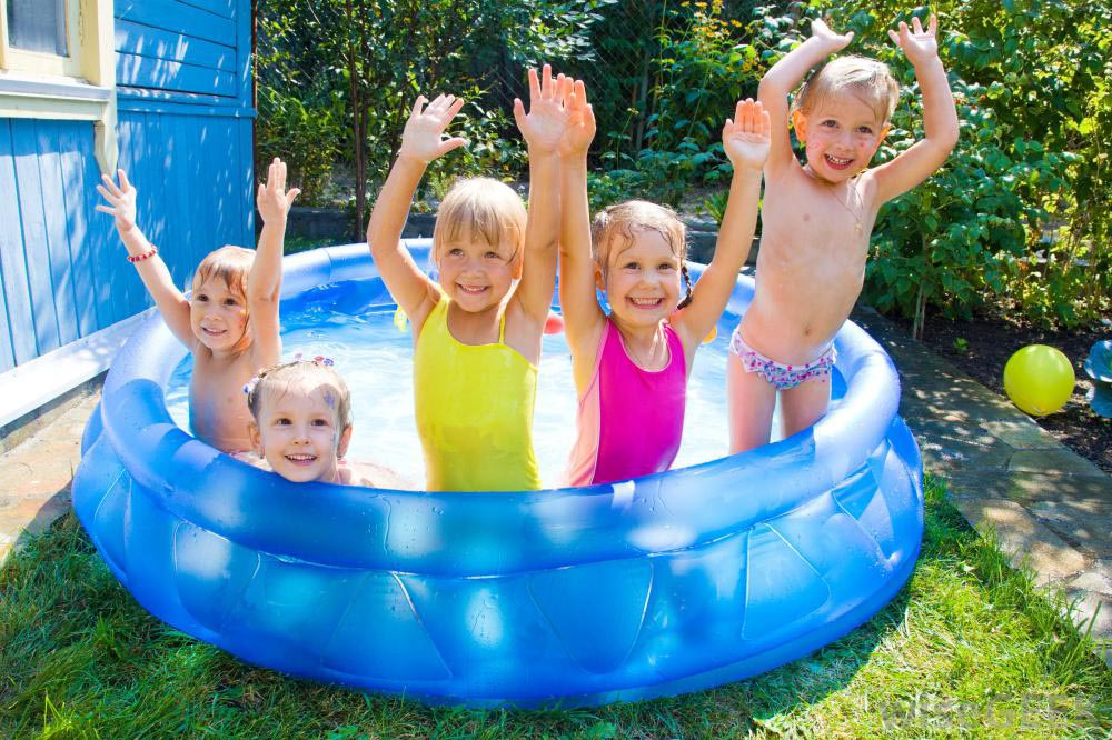 mini swimming pool for kids photo - 6