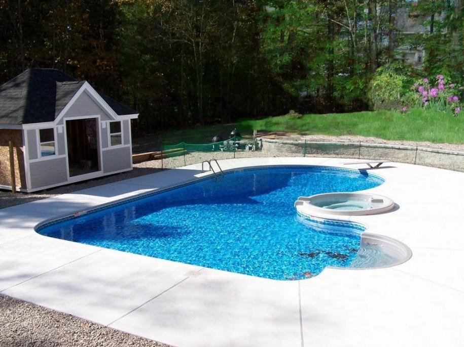 mini swimming pool for kids photo - 7