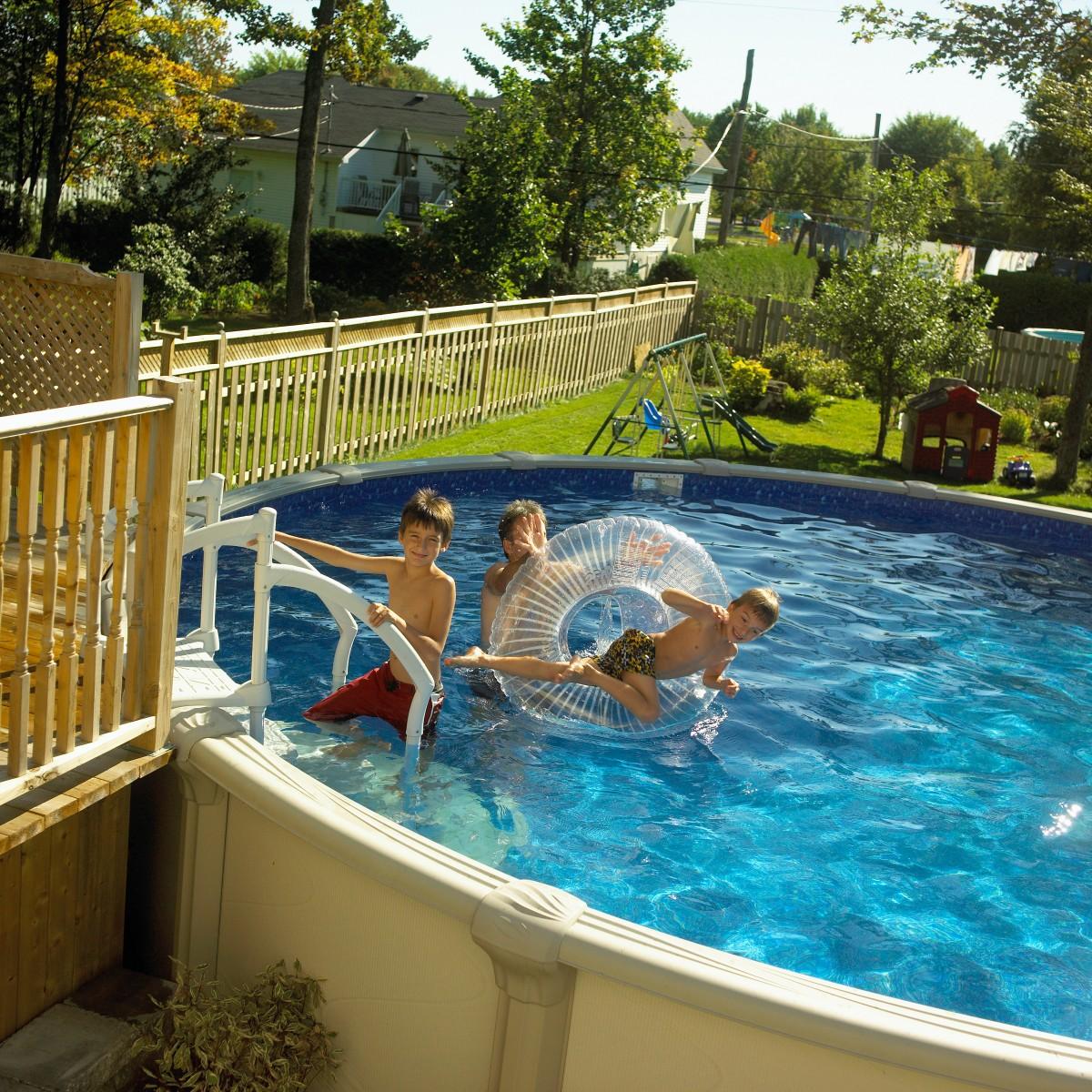 mini swimming pool for kids photo - 9