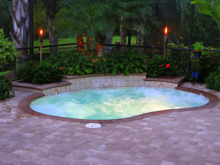 mini swimming pool ideas photo - 3