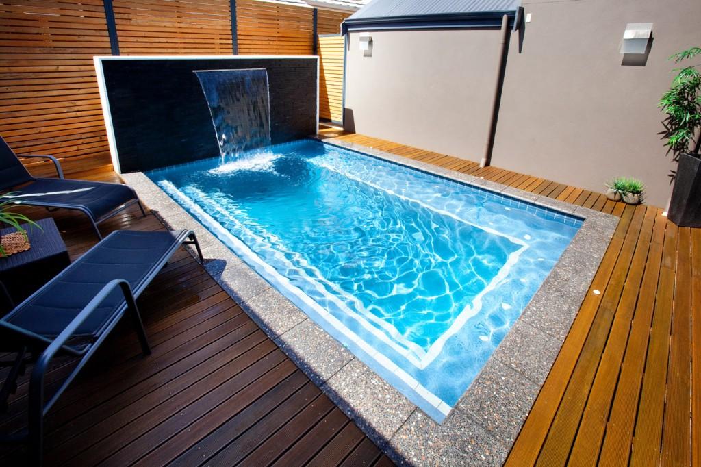 mini swimming pool ideas photo - 5