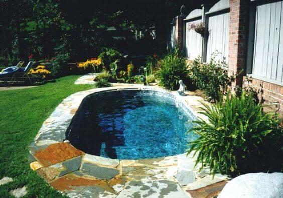 mini swimming pool ideas photo - 9