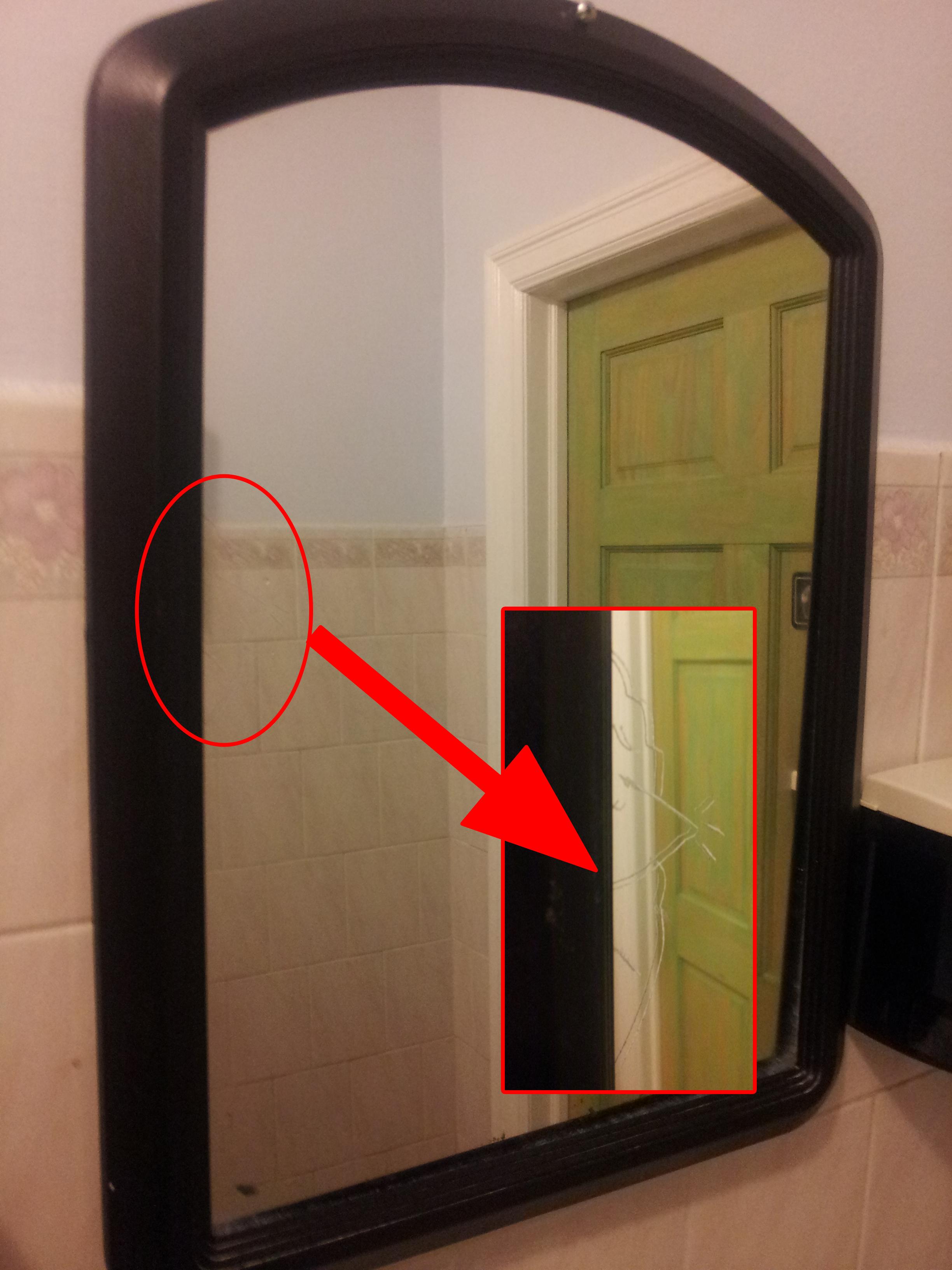 mirrored closet doors feng shui photo - 6