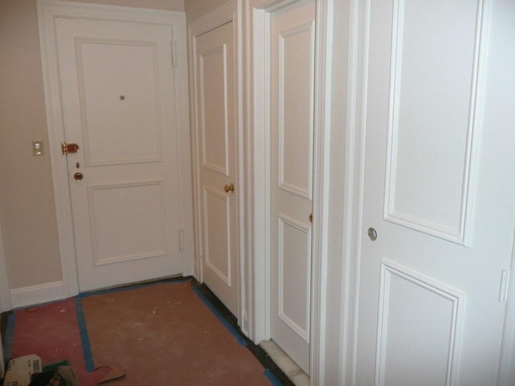 mirrored closet doors menards photo - 10