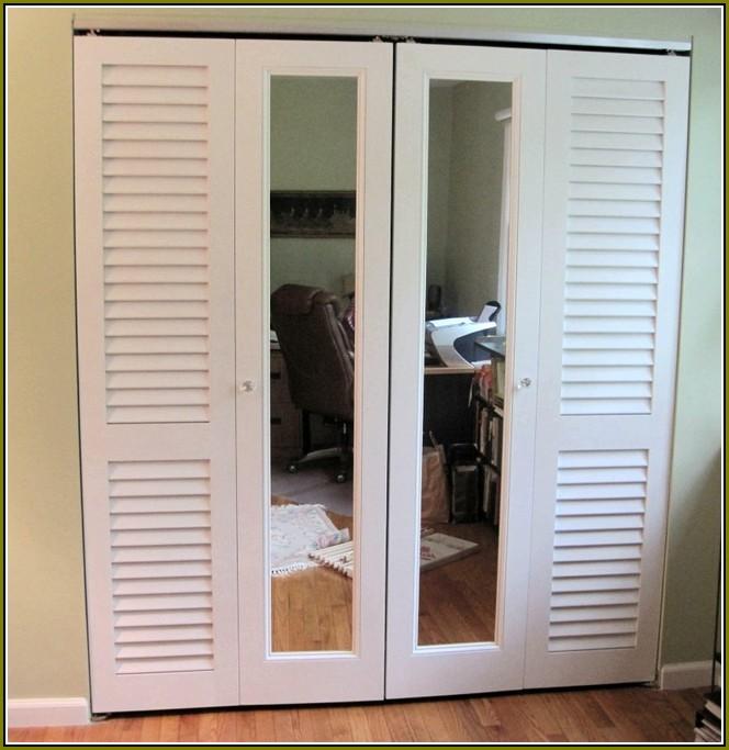 mirrored closet doors menards photo - 4
