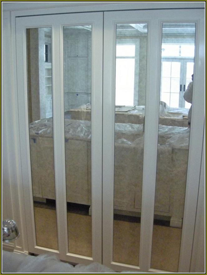 mirrored closet doors menards photo - 6