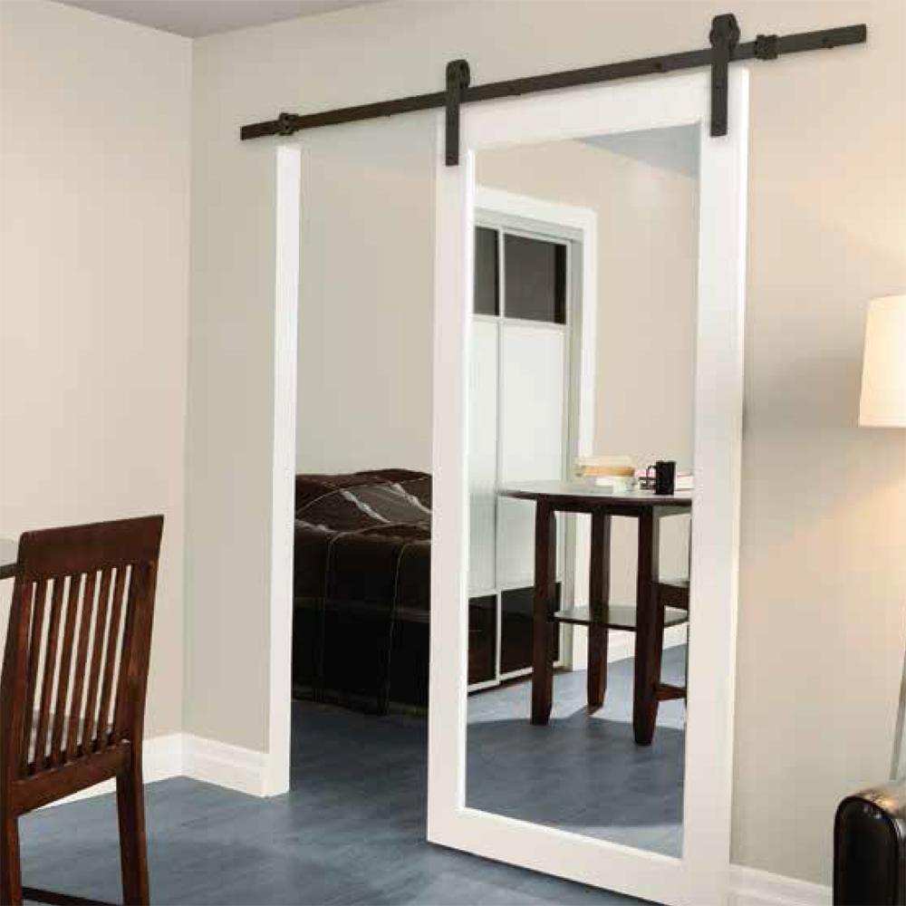 Mirrored Closet Doors Sliding Photo   3