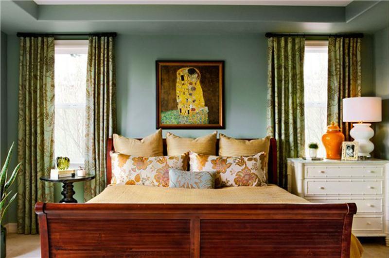 mismatched bedroom furniture ideas photo - 1