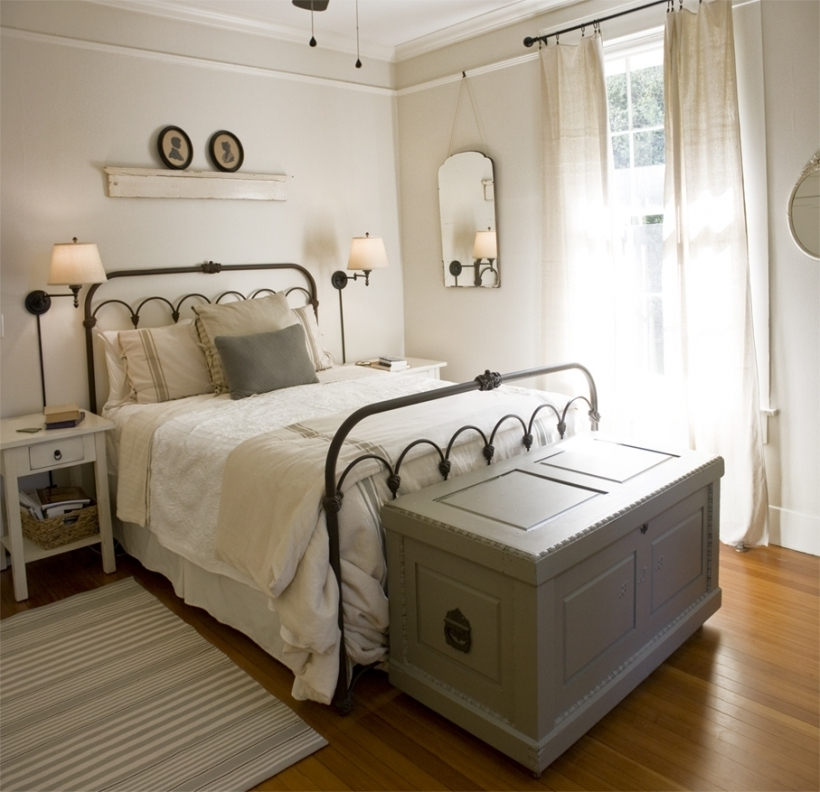 mismatched bedroom furniture ideas photo - 8