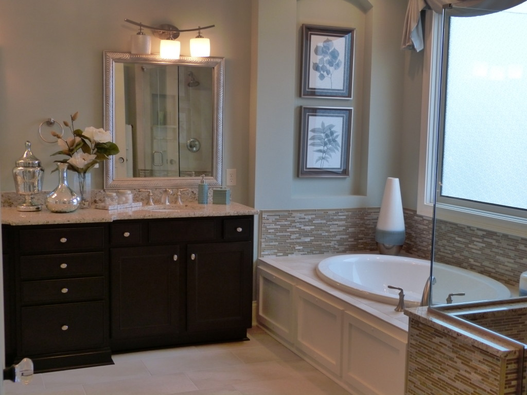 model home bathroom pictures photo - 10