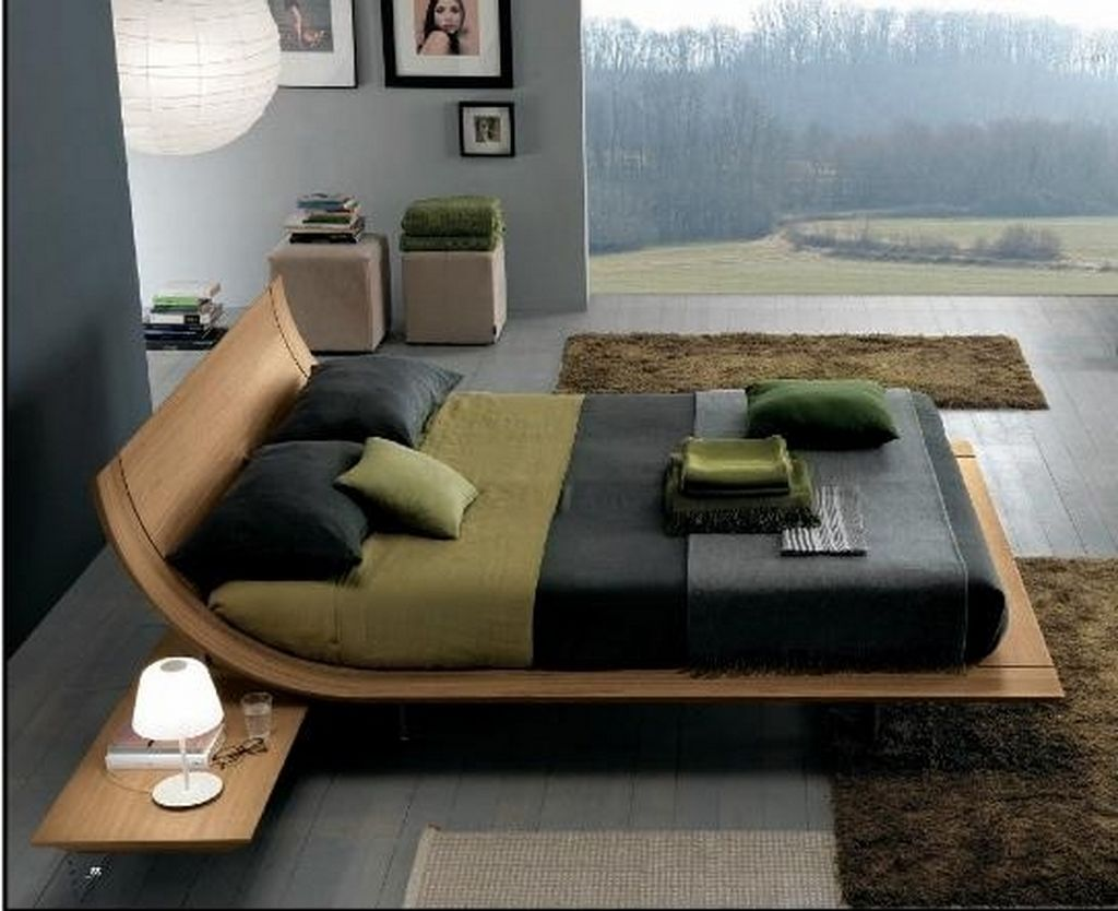 modern bedroom furniture design ideas photo - 10