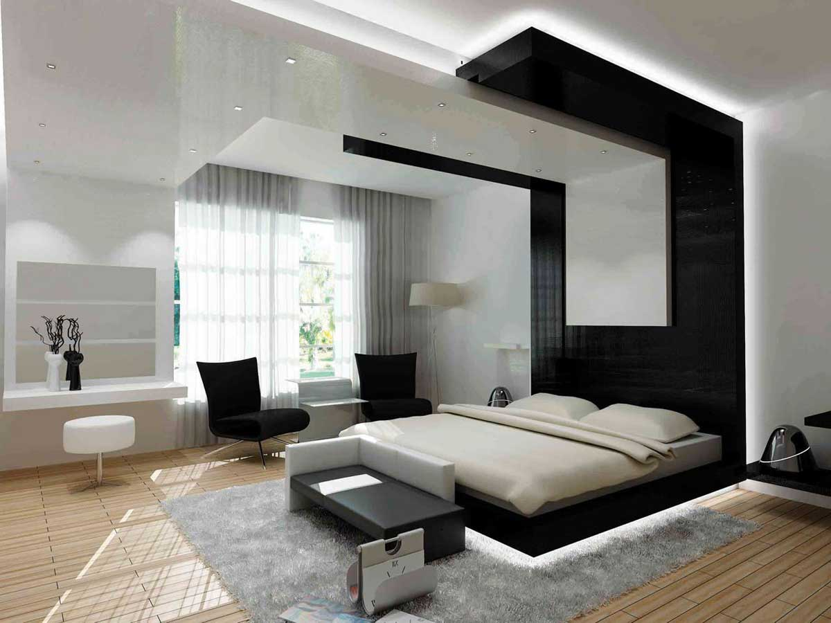 modern bedroom furniture design ideas photo - 4