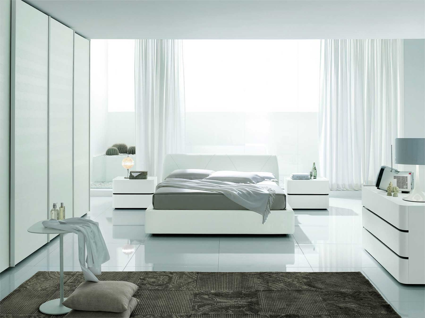 modern bedroom furniture design ideas photo - 6