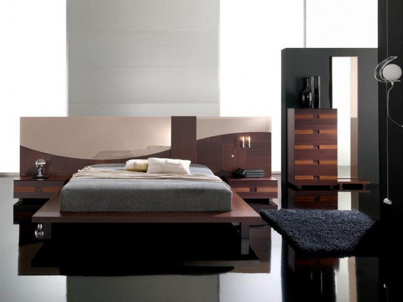 modern bedroom furniture design ideas photo - 7