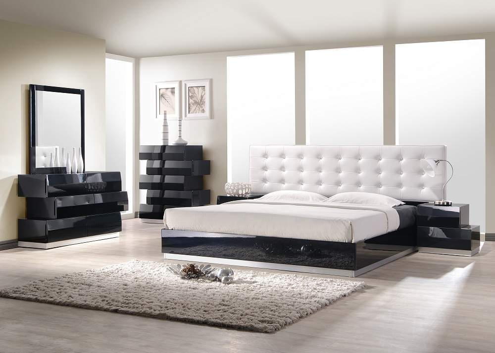 modern bedroom furniture ideas photo - 10